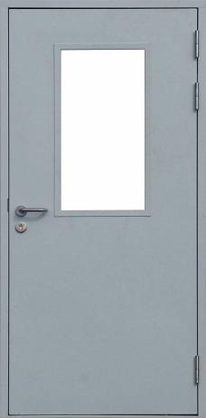 Металлические противопожарные двери - цены